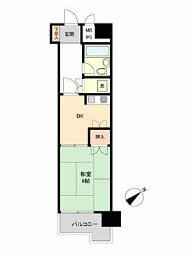 マンション(建物一部)-新潟市中央区東中通 間取り