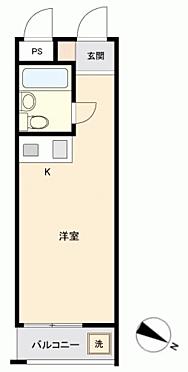 マンション(建物一部)-足立区保木間4丁目 間取り