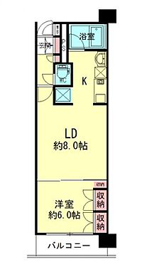 中古マンション-仙台市青葉区小田原8丁目 間取り