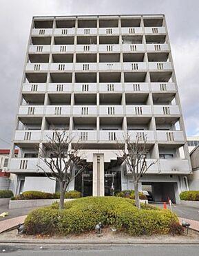 区分マンション-京都市右京区西院清水町 落ち着いた外観です