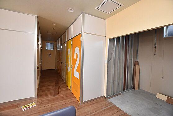 ビル(建物全部)-鹿児島市谷山中央4丁目 1階一部はトランクルームの跡です。