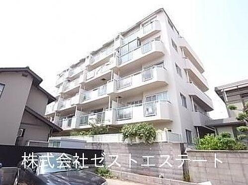 マンション(建物一部)-神戸市垂水区城が山2丁目 落ち着いた印象の佇まい