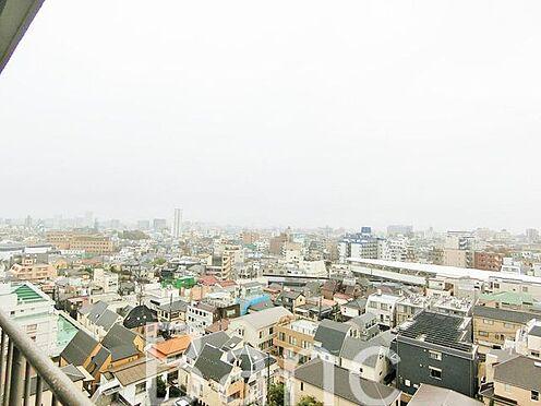 中古マンション-品川区旗の台2丁目 眺望もとてもいいです!