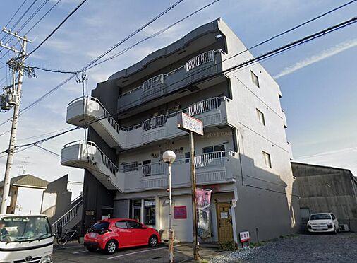一棟マンション-名古屋市南区上浜町 3DKタイプ×6戸、店舗×2戸、駐車場×3台分