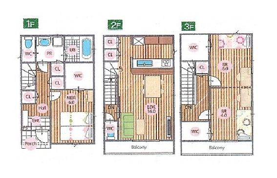 中古一戸建て-刈谷市小山町5丁目 各部屋収納スペースが充実!