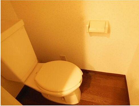 マンション(建物全部)-川崎市多摩区宿河原2丁目 トイレ