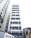 SRC造11階建て。6階部分。角部屋