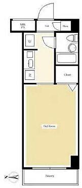 マンション(建物一部)-足立区東和3丁目 間取り