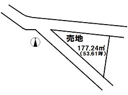 芳泉1丁目 売地