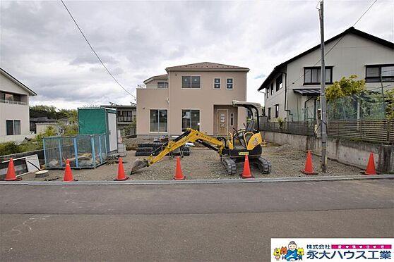 新築一戸建て-仙台市青葉区みやぎ台3丁目 外観