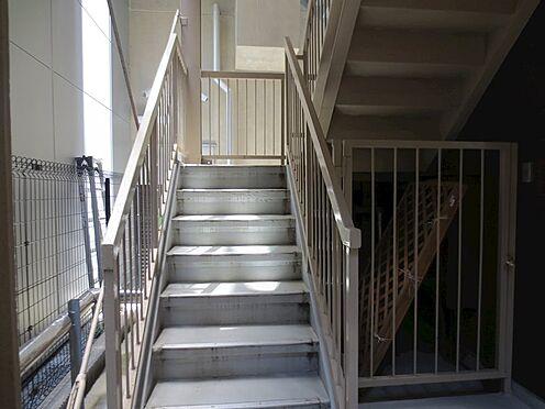 区分マンション-中央区日本橋浜町3丁目 非常階段