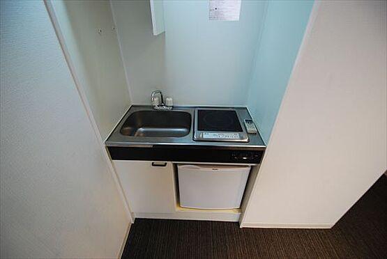 マンション(建物一部)-港区赤坂2丁目 キッチン