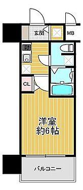 マンション(建物一部)-大阪市旭区清水5丁目 単身者向け1K