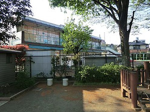 アパート-中野区鷺宮5丁目 周辺環境:かみさぎ幼稚園