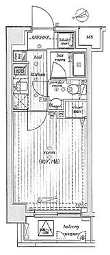 マンション(建物一部)-小金井市中町4丁目 間取り