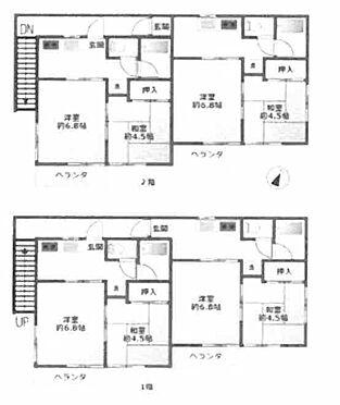 アパート-川口市戸塚東2丁目 間取り