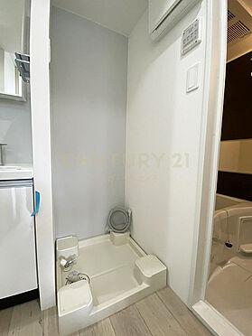 マンション(建物全部)-板橋区坂下2丁目 洗濯機置場(501号室)