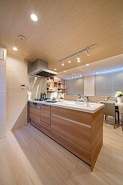 中古マンション-港区西麻布1丁目 食器洗浄乾燥機付キッチン