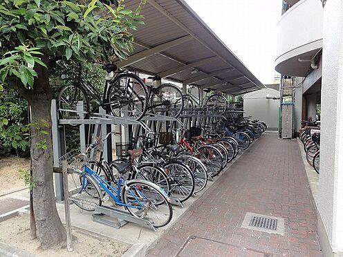 マンション(建物一部)-大阪市西淀川区佃5丁目 屋根付き駐輪場