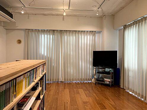 中古マンション-港区元麻布1丁目 リビングダイニング10.1帖 家具等は付属いたしません