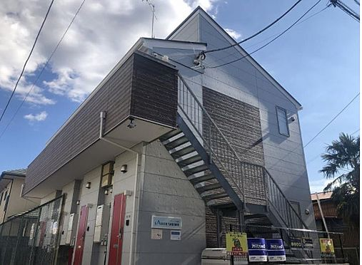 アパート-秦野市南矢名 外観