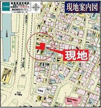 ビル(建物全部)-墨田区墨田5丁目 地図