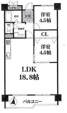 マンション(建物一部)-神戸市垂水区塩屋町6丁目 室内リフォーム履歴あり