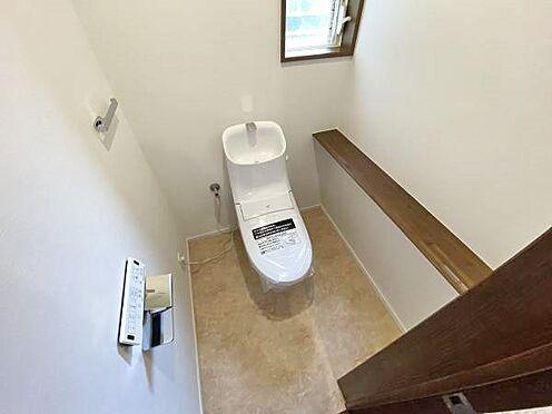中古一戸建て-伊東市赤沢 ≪トイレ≫ 1階のトイレ。