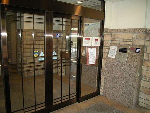 マンション(建物一部)-大阪市北区豊崎1丁目 エントランスにはオートロックあり