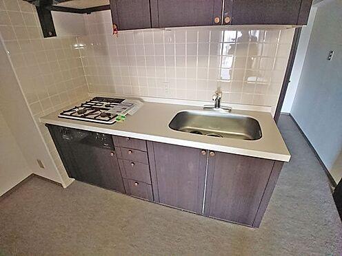 中古マンション-伊東市岡 都市ガス仕様のキッチンです。