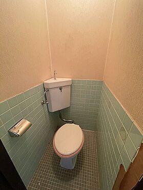 区分マンション-北九州市小倉北区萩崎町 トイレ