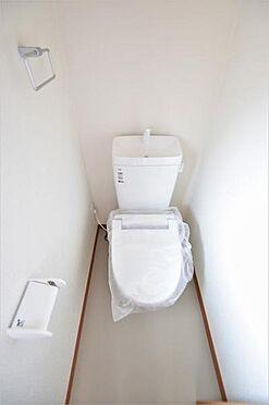 新築一戸建て-仙台市青葉区千代田町 トイレ
