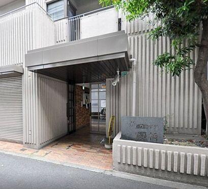 中古マンション-大阪市東成区東中本2丁目 エントランスです