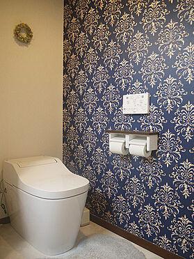 中古一戸建て-青梅市木野下2丁目 トイレ
