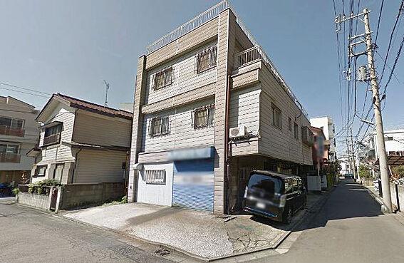 マンション(建物全部)-川崎市中原区苅宿 外観