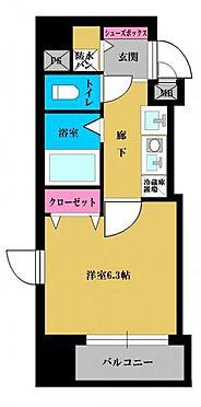 マンション(建物一部)-大阪市中央区内久宝寺町4丁目 間取り