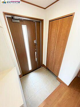 戸建賃貸-仙台市泉区歩坂町 玄関