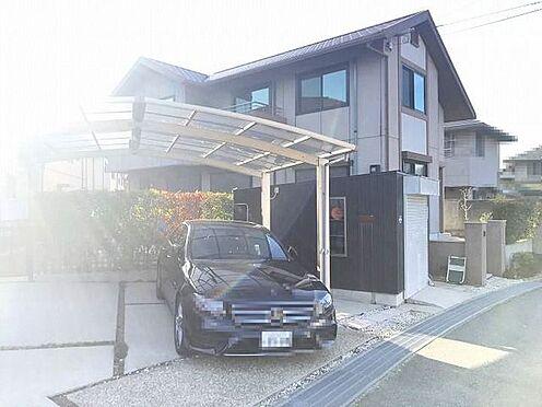 中古一戸建て-神戸市垂水区清玄町 駐車場