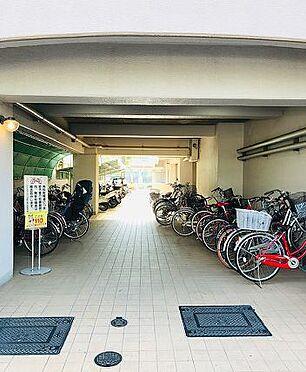 区分マンション-大阪市城東区中央3丁目 屋根のある駐輪場あり