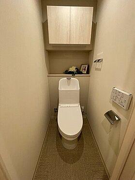 区分マンション-中央区日本橋大伝馬町 ウォシュレット付トイレ