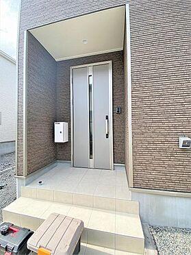 新築一戸建て-石巻市駅前北通り1丁目 玄関