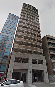 マンション(建物一部)-大阪市中央区高津2丁目 外観