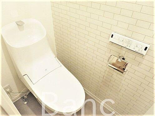 中古マンション-葛飾区東新小岩3丁目 綺麗な高機能トイレです。