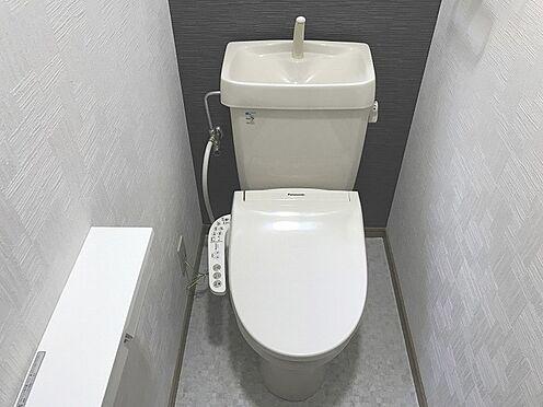 中古一戸建て-門真市島頭4丁目 トイレ