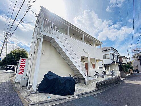 アパート-横浜市港北区小机町 外観