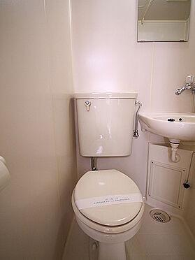 マンション(建物全部)-品川区南品川2丁目 トイレ