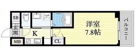 区分マンション-大阪市港区田中2丁目 室内洗濯機置場あり
