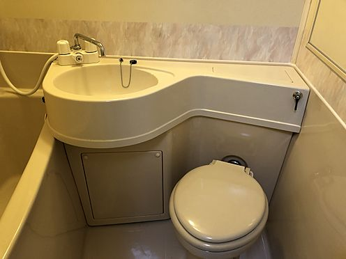 マンション(建物一部)-大阪市西区江之子島1丁目 トイレ