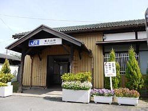 土地-桜井市大字西之宮 JR香具山駅 徒歩 約4分(約300m)