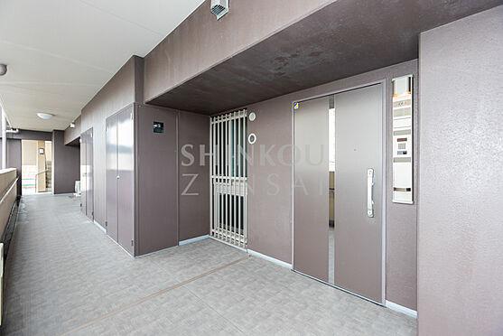 区分マンション-会津若松市中央3丁目 玄関